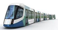 Tramway d'Alger(Alstom)